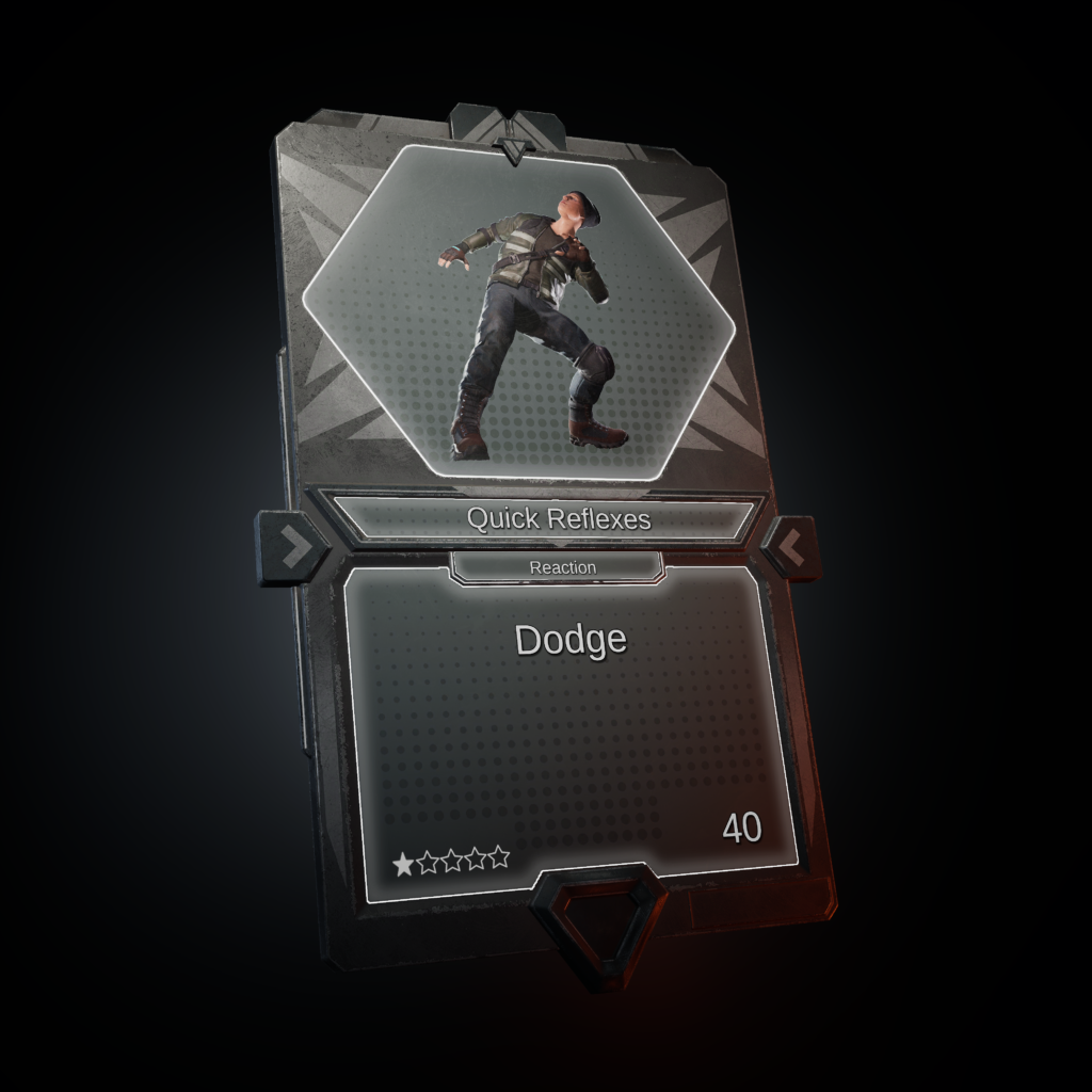 Card - Quick Reflexes