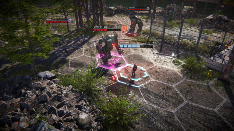 Rise of Humanity turn-based card game screenshot